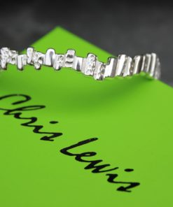 Chris Lewis Stirling Silver Jewellery Designed in Scotland