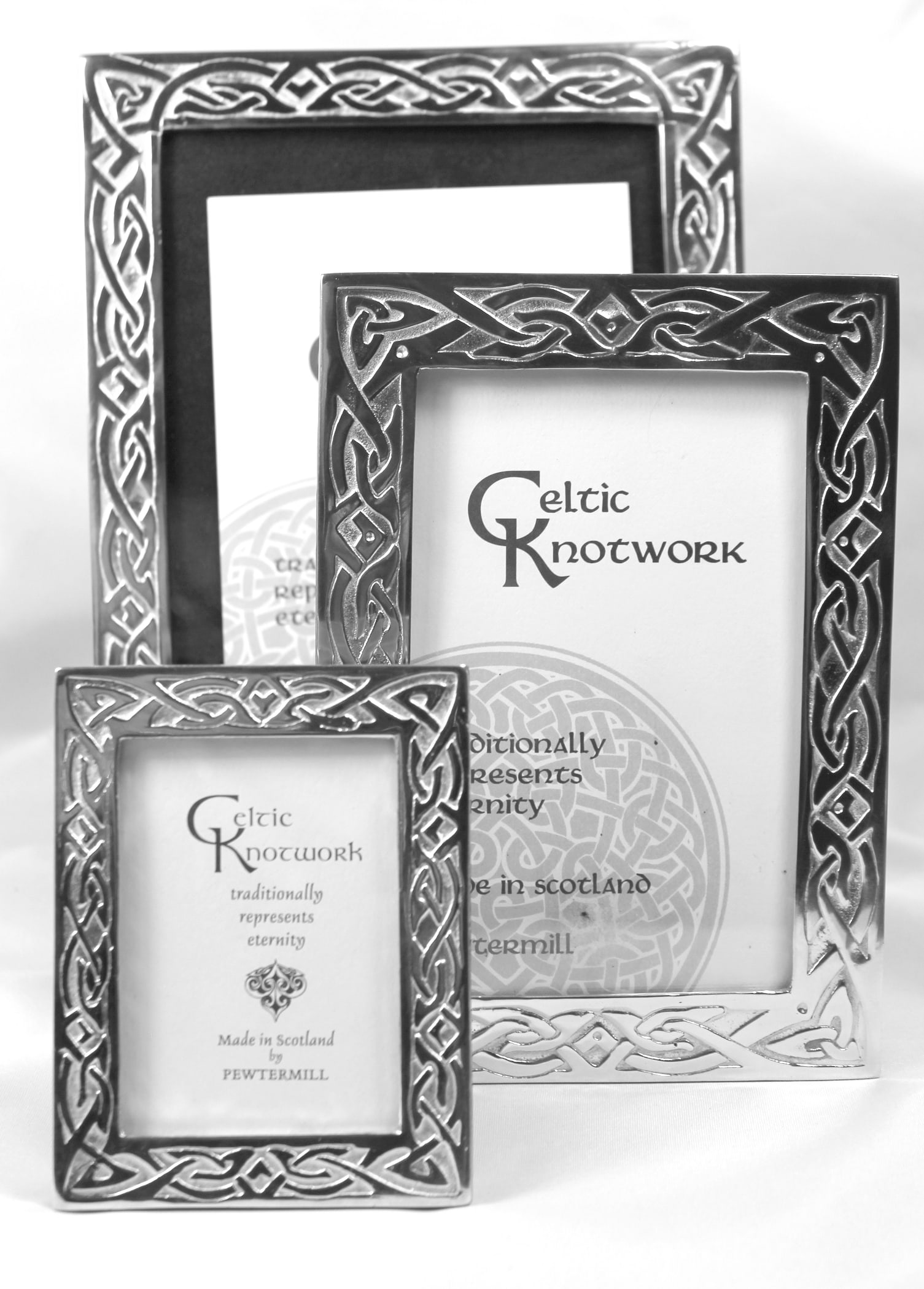 Celtic,Pewter,Picture frames,Scottish gift ideas,Home gift,Pictures.
