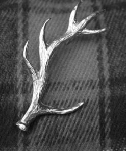 https://www.onemoregift.co.uk/product/Pewter-Kilt pin-Stag Antler -Scotland