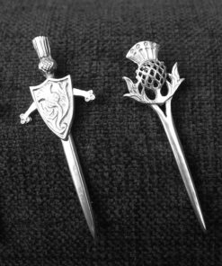 https://www.onemoregift.co.uk/product/Pewter-Kilt pin-Scottish Thistle -Scotland